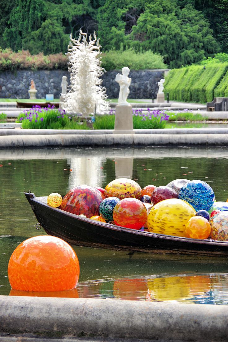 231 best biltmore house gardens images on pinterest - Chihuly garden and glass discount tickets ...