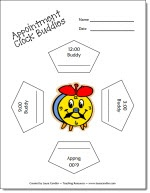 Appointment Clock Buddies freebie and more ideas for creating a caring classroom - Fun cooperative learning activity for students to get to know each other at the beginning of the yearAppointment Sheet, Appointment Clocks, Buildings, Care Classroom, Activities, Learning, Appointment Buddy, Classroom Ideas, Buddy Freebies