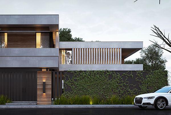 Pozas #fachadasarquitectura