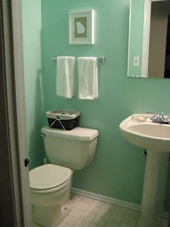 Dream Master Bathroom White