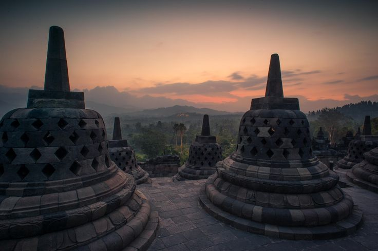 Borobudur Temple | Borobudur by Diego Passera on 500px