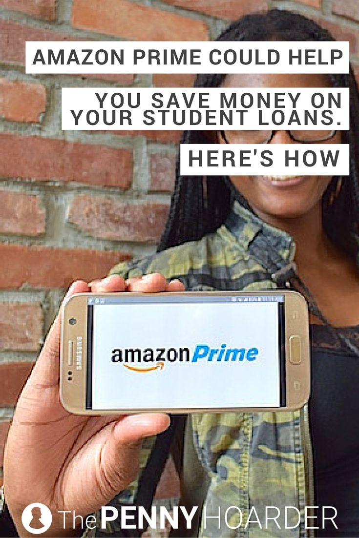 Heads up, college students: Your Amazon Prime membership just got better. Here's how it could help you save money on your student loans through Wells Fargo. - The Penny Hoarder http://www.thepennyhoarder.com/amazon-prime-help-save-money-student-loans-heres/