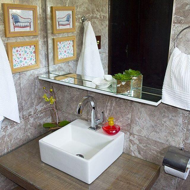 Banheiro plim!  Lá no canal tem vídeo de faxina no banheiro! Vem assistir!  https://www.youtube.com/watch?v=5nDNS7jDq7A