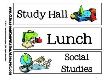 Ncaa study hall rules teacher