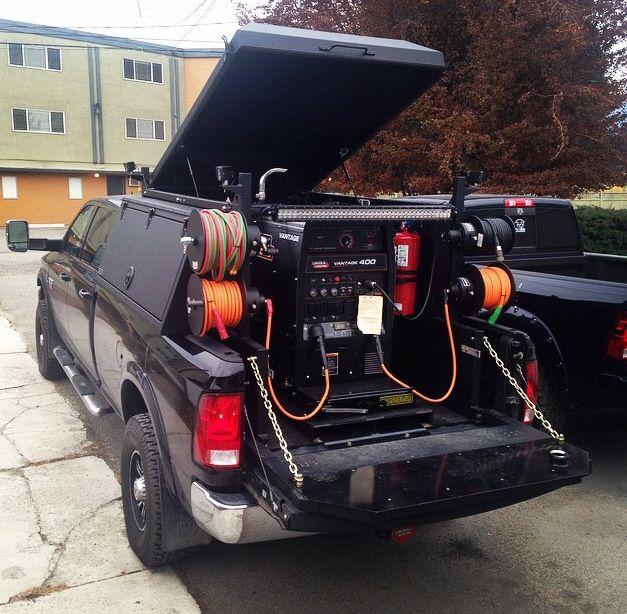 Best 25 Fire Truck Beds Ideas On Pinterest: 25+ Best Ideas About Welding Trucks On Pinterest