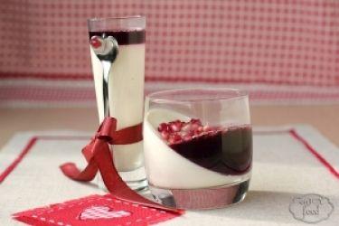 Panna cotta cu vanilie