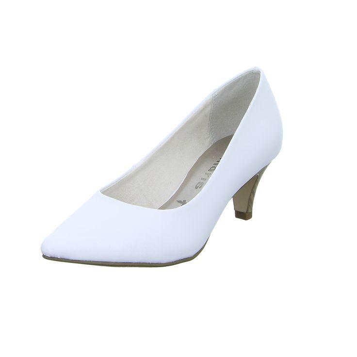 Tamaris Pump 29,95€ - https://www.schuh-mann.de/Damenschuhe/Pumps/Damen-Pumps-Fatsia.html - Schlichte Schuhe mit leichten Absatz sind perfekt, wenn die Party etwas länger geht.