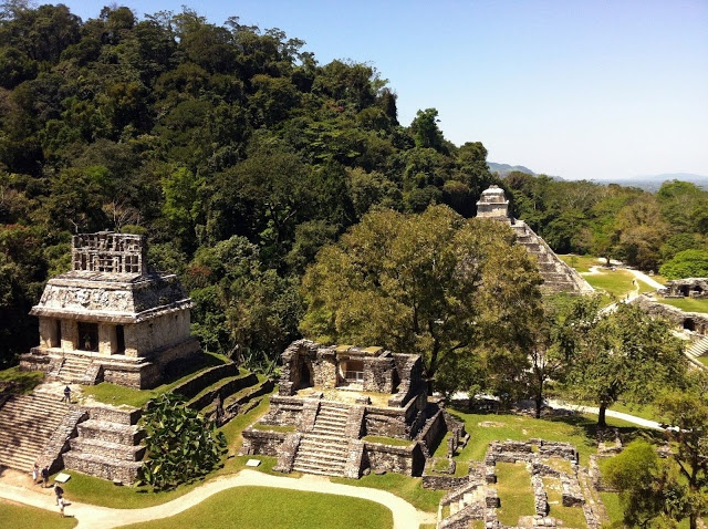 Mayan Ruins, Palenque | Penniless and Free