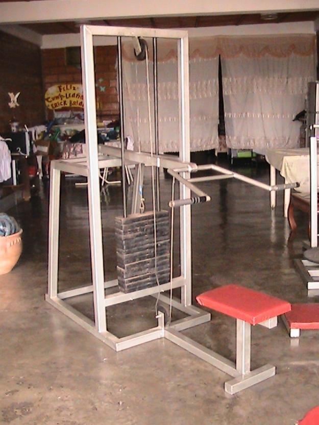 17 mejores ideas sobre maquinas de gimnasio en pinterest for Maquinas para gym