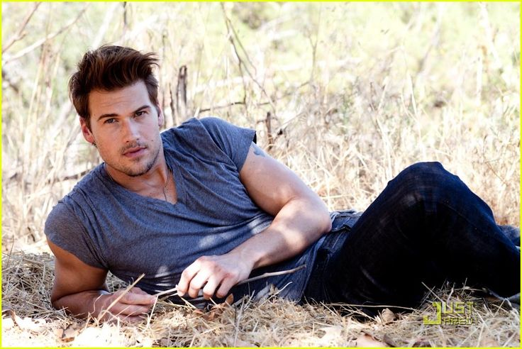 Nick Zano I'll take him with a side of bacon!