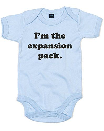 12 Cute Geek Themed Baby Onesies | Gifts For Gamers & Geeks