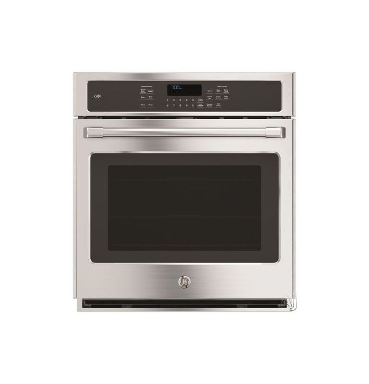 GE CK7000SH 4.3 Cu. Ft. Built-In Single Electric Oven with WiFi Connectivity and Stainless Steel Ovens Electric Single