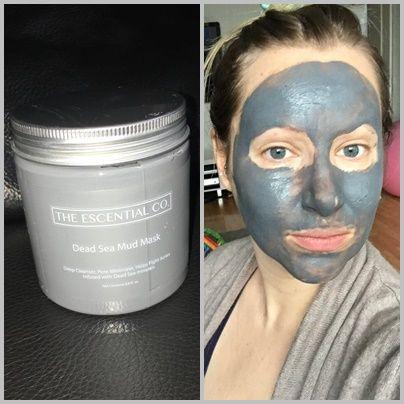 Totes Meer Maske vonThe Escential Co. - Gute Soforteffekte | Mirellas Testparadies