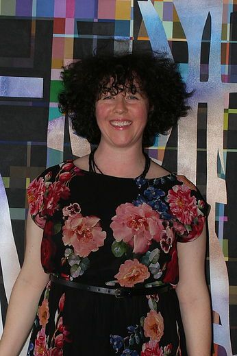 Sarah Ziessen artist and gallery owner