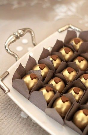 Golden Bonbons