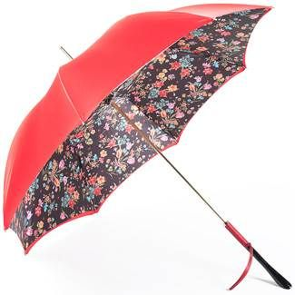 Ladies Double Canopy Umbrella by Pasotti - Brolliesgalore