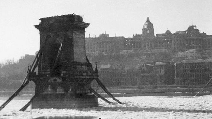 WWII Shell Found On Budapest City Hall Roof - http://www.warhistoryonline.com/war-articles/wwii-shell-found-on-budapest-city-hall-roof.html