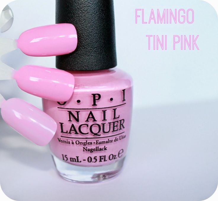 Opi Pink Flamingo 17 Best images about N...