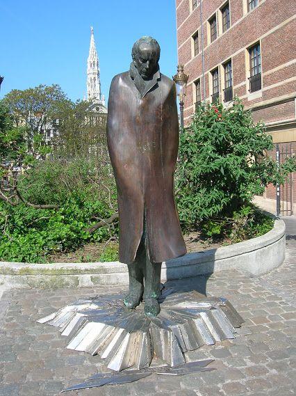 Bela Bartok (by Imre Varga - Brussels, Belgium)