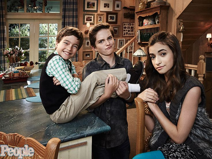 Five young actors play D.J. and Kimmy's children – get to know them here before Fuller House premieres Feb. 26