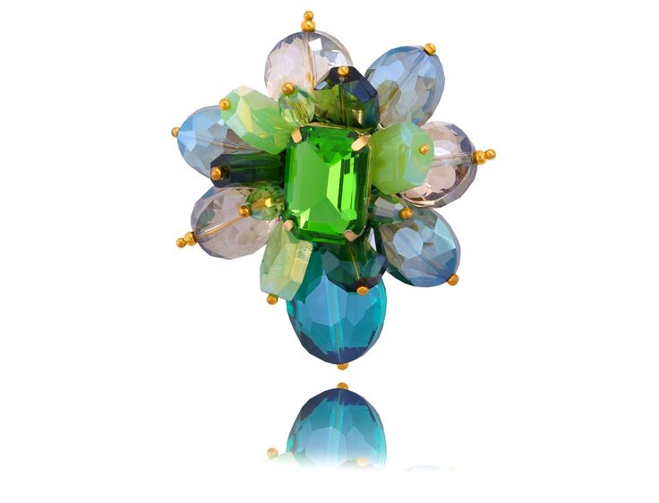 #ByDziubeka #broszka #brosche #jewelry #stylish