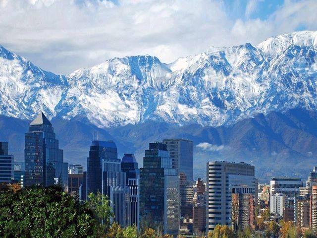 #Santiago, #Chile