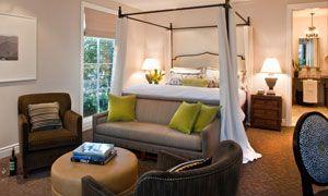 Yountville Luxury Hotels   Hotel Yountville - Sleep   Napa Valley Resort