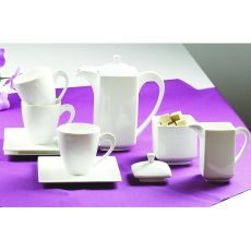 Komplet kawowy Porto 17-elementowy AMBITION