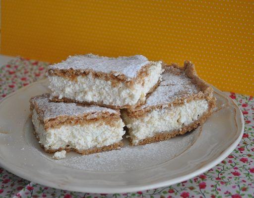 Túrós pite egészségesen, Kép: receptguru.cafeblog.hu
