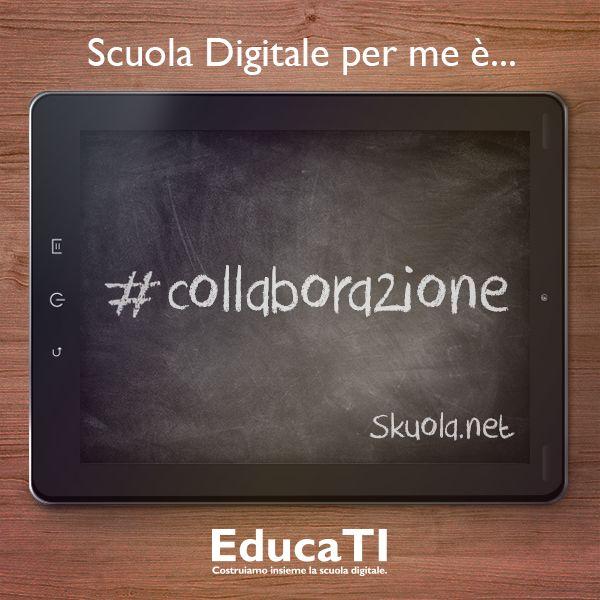 Skuola.net ci ha detto la sua sulla #scuola #digitale!