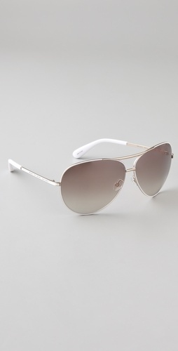 Marc by Marc Jacobs Oversized Aviator Sunglasses - StyleSays: Clothing Favorite, Sunglasses Style, Fashion Beauty Mi Style, Beautiful Lusts, Style Marcj40476, Aviator Sunglasses Everyone, Jacobs Aviator, Accesories, Oversized Aviator Sunglasses
