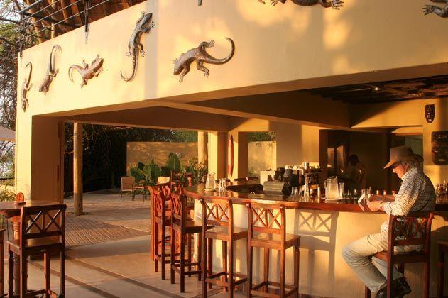 Chobe Safari Lodge | Luxury Travel | Botswana