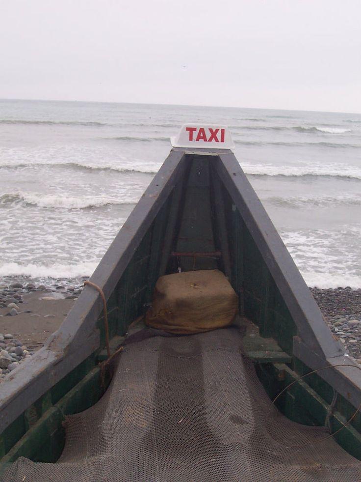 Nice taxi! Lima, Peru / Sympa le taxi! Lima, Pérou