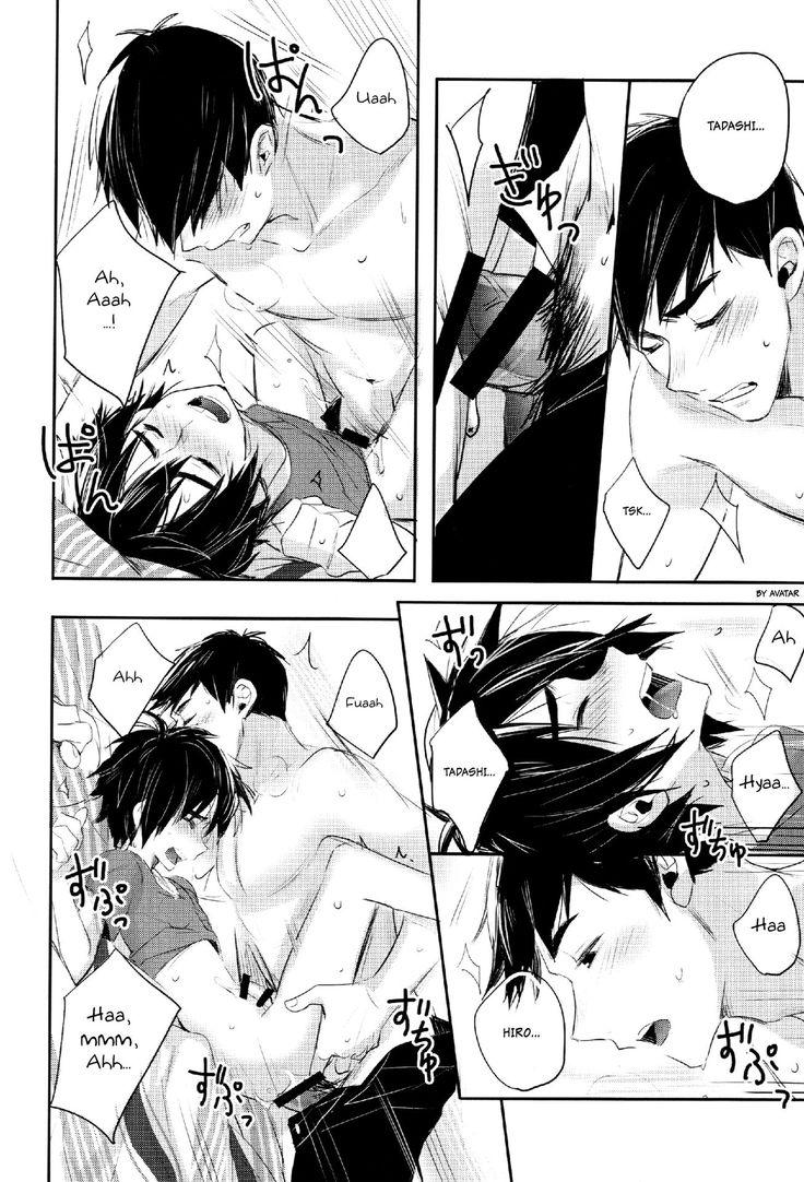 Doujinshis de la pareja Hidashi, Tadashi x Hiro   Espero que les guste, El Hidashi es hermoso, es amor, es vida jajajaja...