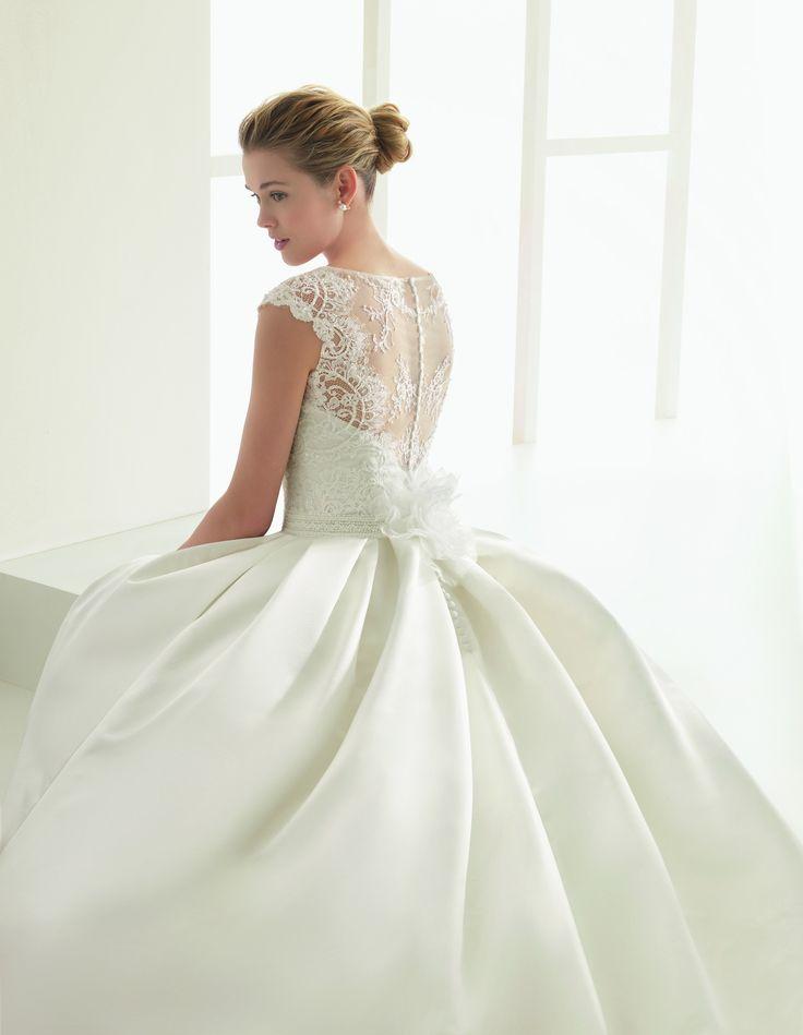 15 besten Rosa Clara esküvői ruhák az Ananász Szalonban Bilder auf ...