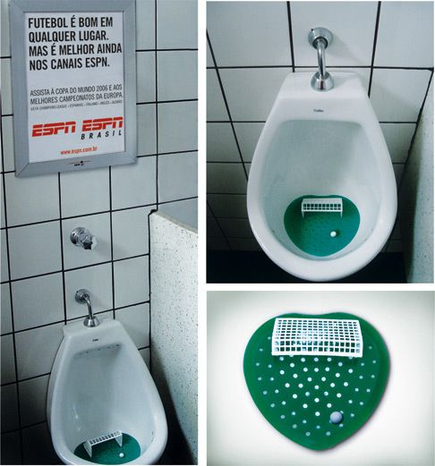 street marketing ESPN