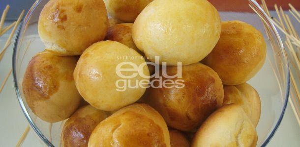 Pão de minuto   Receitas Edu Guedes – Site Oficial                                                                                                                                                                                 Mais