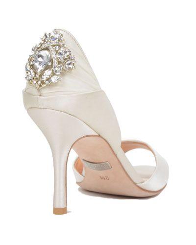 Stunning Hannah Embellished Bridal Shoes