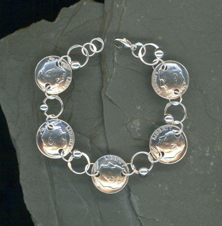 40th Wedding Anniversary Gift Jewelry : Beaded Bracelet 40th Anniversary Gift Jewelry 1976 40th Birthday Gift ...