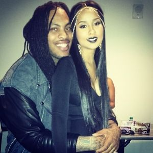 The best photos of Waka Flocka and Tammy Rivera written by Joi Pearson for Rolling Out