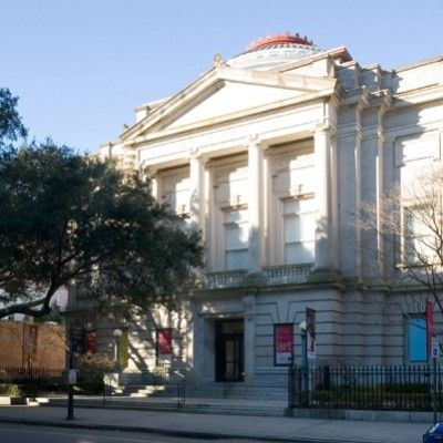 Visit the Gibbes Museum of Art.