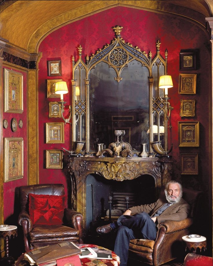 Renzo Mongiardino, the Architect of Illusion - NYTimes.com