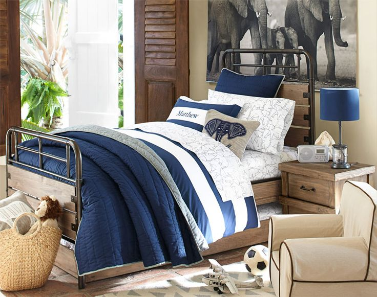 Decorating Boys Room amp Boy Bedroom Design Ideas Pottery