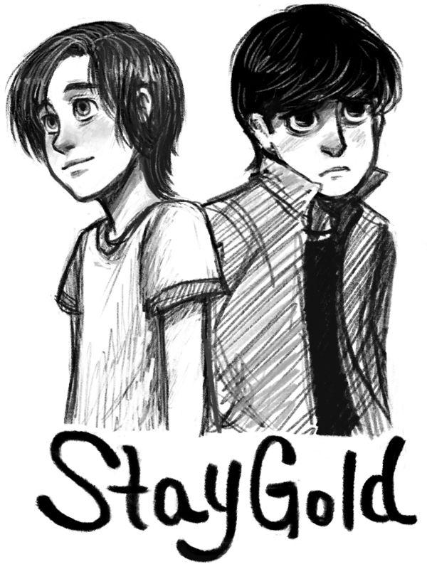 stay gold ponyboy, outsiders