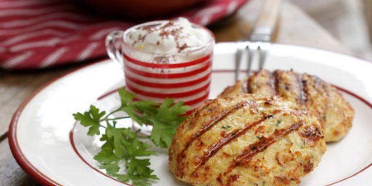 Μπιφτέκια κοτόπουλου με μπέικον & παρμεζάνα σκέτη αποκάλυψη!