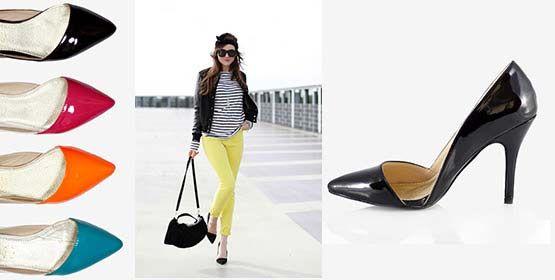 Asymetryczne szpilki - uwielbiane przez fashionistki. Zobacz kto je nosi -> http://bootsy.pl/blog/w-zgodzie-z-trendami/asymetryczne-szpilki-i-baleriny