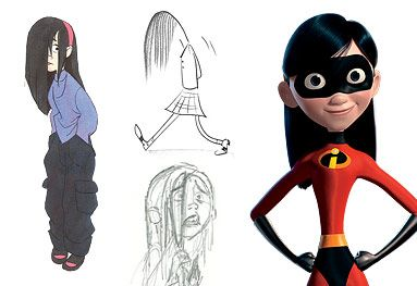 Incredibles (Violet Parr)