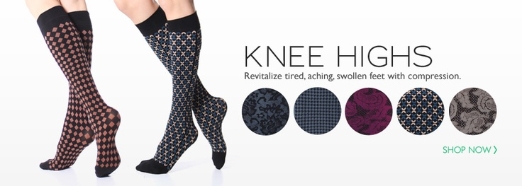 Fashionable Medical Compression Stockings | Support Stockings for Women