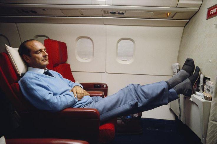 Jacques Chirac président (de la hype) | Le Figaro Madame