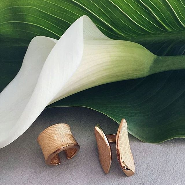 Only love for our KYMA collection 💚 Photo via @eleonoraboutiquechania in #Crete  #gregio #gregiogr #gregiojewelry